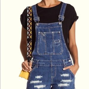 • UNIONBAY bib overalls •